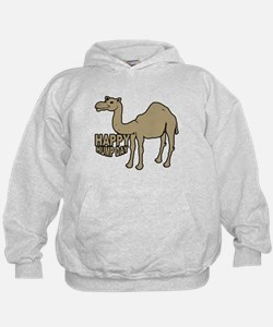Camel happy hump day Hoodie