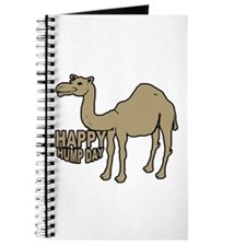 Camel happy hump day Journal