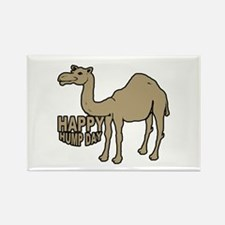 Camel happy hump day Rectangle Magnet (10 pack)