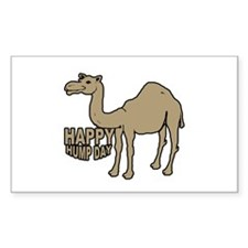 Camel happy hump day Decal