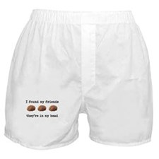 Nirvana Curt Cobain Boxer Shorts