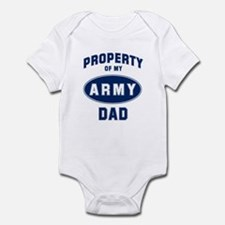 Property of my Dad Infant Bodysuit
