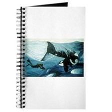 Orca & Diver Journal
