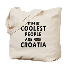 The Coolest Croatia Designs Tote Bag
