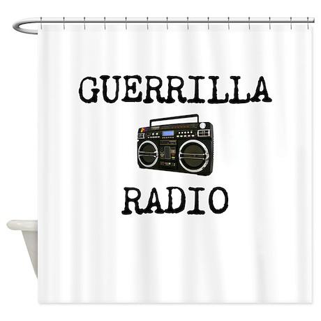 Rage Against the Machine Guerrilla Radio Music Sho