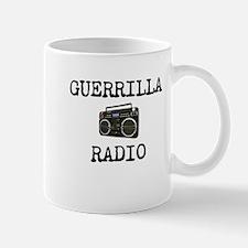 Rage Against the Machine Guerrilla Radio Music Mug