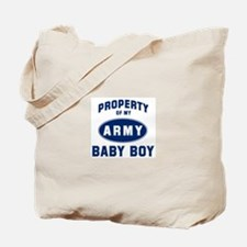 Property of my Baby Boy Tote Bag