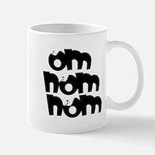 Om Nom Nom Mug