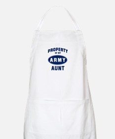 Property of my Aunt BBQ Apron