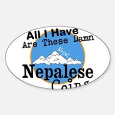 There's Something About Mary Nepal Decal