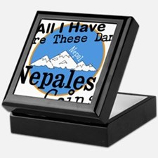 There's Something About Mary Nepal Keepsake Box
