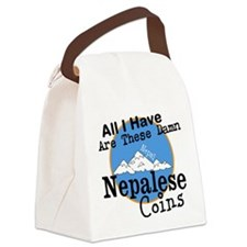 There's Something About Mary Nepal Canvas Lunch Ba