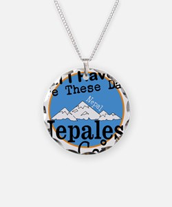 There's Something About Mary Nepal Necklace