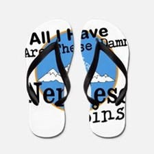 There's Something About Mary Nepal Flip Flops