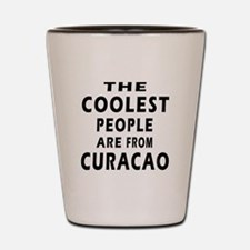 The Coolest Curacao Designs Shot Glass