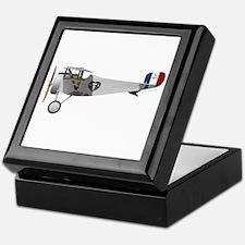 Nieuport 17 Charles Nungesser Keepsake Box