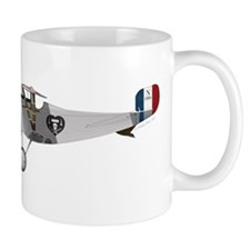 Nieuport 17 Charles Nungesser Mug