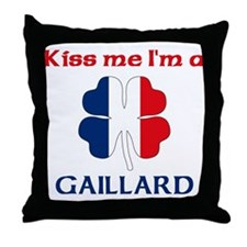 Gaillard Family Throw Pillow