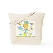 GF jersey Girl Tote Bag