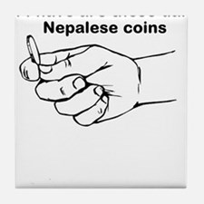 There's Something About Mary, Nepalese Coins Tile