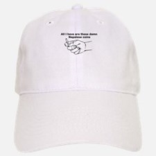 There's Something About Mary, Nepalese Coins Baseball Baseball Cap