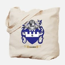 Gaber Coat of Arms (Family Crest) Tote Bag