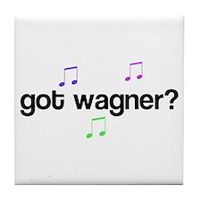 Got Wagner? Tile Coaster