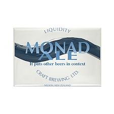 Monad Ale Rectangle Magnet