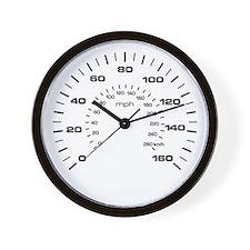 MkIII Gauge Wall Clock