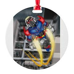 jump jetcolor.jpg Ornament