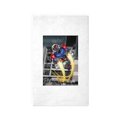 jump jetcolor.jpg 3'x5' Area Rug