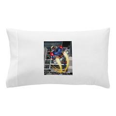 jump jetcolor.jpg Pillow Case