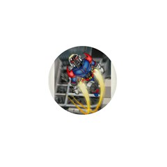 jump jetcolor.jpg Mini Button (10 pack)