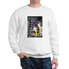 jump jetcolor.jpg Sweatshirt