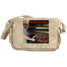 Pope BBQ Barbecue Messenger Bag