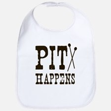 Pit Happens Bib