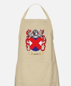 Gage Coat of Arms (Family Crest) Apron