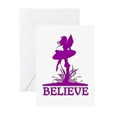 Fairy Believe Greeting Card