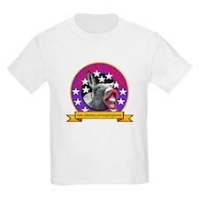 LAUGHING DONKEY LOGO Kids T-Shirt