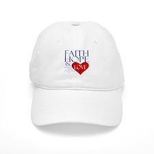 Faith Hope Love Baseball Cap