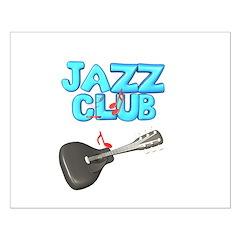 JAZZ CLUB Posters