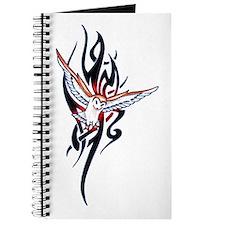 Owl Tribal Tattoo Journal
