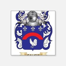 Galicia Coat of Arms (Family Crest) Sticker