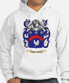 Galicia Coat of Arms (Family Crest) Hoodie