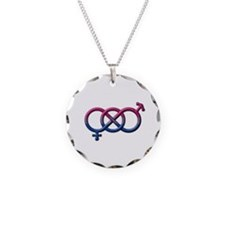 Bisexual Knot Necklace
