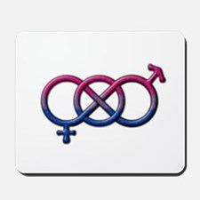 Bisexual Knot Mousepad