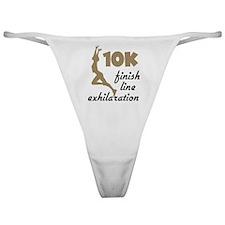 10K Tan Finish Line Classic Thong
