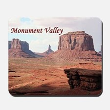 Monument Valley, John Ford's Point, Utah Mousepad