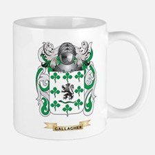 Gallagher Coat of Arms (Family Crest) Mug