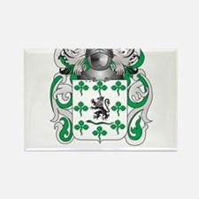 Gallagher Coat of Arms (Family Crest) Rectangle Ma
